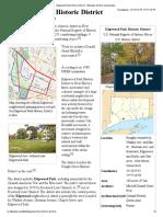 Edgewood Park Historic District - Wikipedia, The Free Encyclopedia