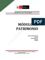 Manual Usuario Mod Patrominio