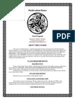 medievalism dance syllabus