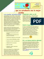 edci parent involvment spanish