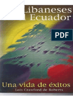 Libanese en el Ecuador (1.996)