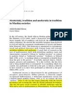 Abdul Rashid Moten_ Modernity_tradition_and Tradition in Muslim Societies