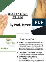 Presentation1 Business Plan Jameel Pathan