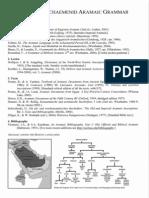 Aramaic Skeleton Grammar 01 (Overview, Alphabet)