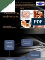 preembrionario OBSTETRICIA