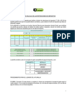Manual de Retenciones Impositivas