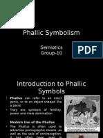 Semiotic study of phallic symbolism