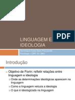 Linguagem e Ideologia