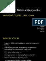 Semiotics_Nat Geo Covers