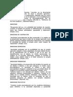 Diccionario de Terminos Kleinianos