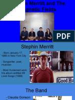 stephin merritt  powerpoint