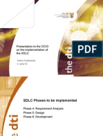 SDLC no OCIO 030503