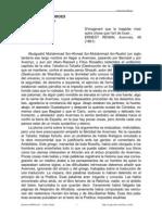 Borges, Jorge Luis. La Busca DeAverroes