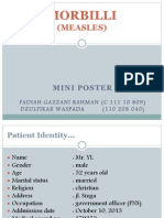 Poster Mini - MORBILI
