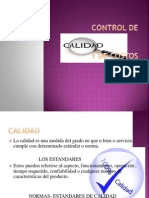 Control de Calidad y de Costos (2)