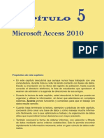 Cap05 - MS Access 2010