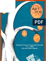 Arlington Art Classes Fall 2009