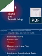 Ch13-Teams and Team Building