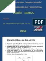 CURSO DISEÑO SISMICO- PARTE I