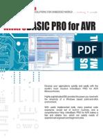 MikroBasic Pro AVR