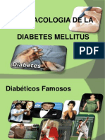 Farmacologia de La DM 2013