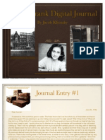anne frank digital journal pdf