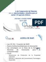 Tratado de cooperación de patentes PCT