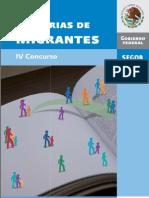 Libro Historias de Migrantes 2012