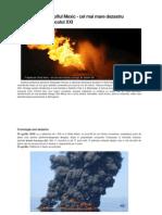 Dezastru Ecologic in Golful Mexic 20apr2010