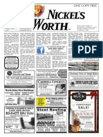 Nickel's Worth Issue Date 11-22
