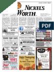 Nickel's Worth Issue Date 11-29