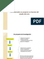 Estado del Arte información en la investigació