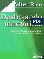 Deshojando Margaritas Walter Riso