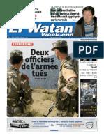 El Wat an Weekend 15012010