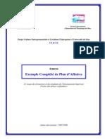 3 05 Annexe Exemple Complete de PA