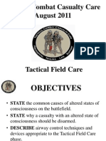 Tactical Field Care 110808