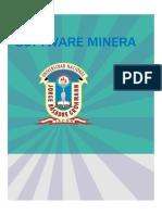 Software Minera Teoria