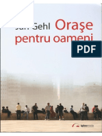 Orase Pentru Oameni - Jan Gehl