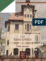 MeNiu Casa Elena Lupescu