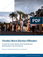 Fl Voting Report