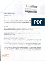 Carta CIVISOL Terminando Alianza Radicada Alcalde Guerrero