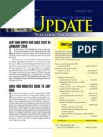 AUP School of Medicine Progress Report