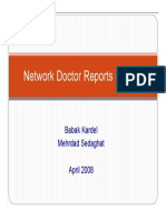 142162167 7 8Network Doctor Reports Day7 Day8