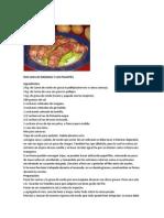 Chorizos Parrilleros