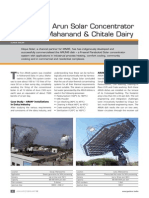 Solar Thermal Case Study