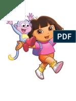 Dora Diego Poster