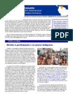 Boletin Internacional de PROVEA Nro.08 (versión portugués)