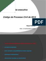 Paulo Pimenta - Acção Executiva CPC