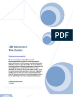 Life Insurance Basics eBook