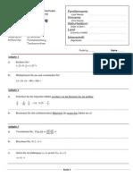AP Mathe SS 2011